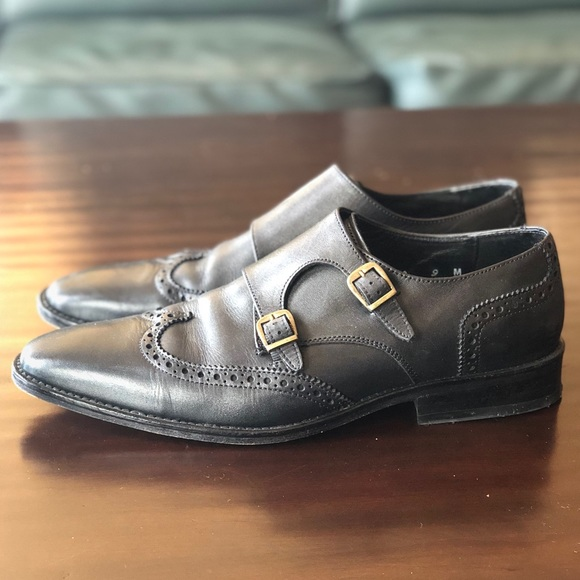813e95fdbbac Just A Men Shoe Shoes | Mens Double Monk Strap Dress | Poshmark